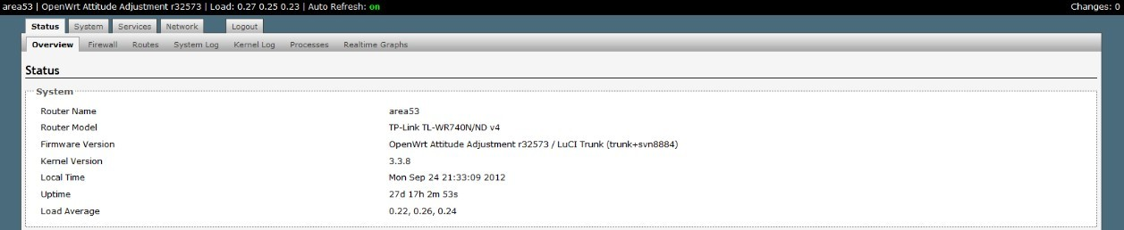 OpenWRT on TP-Link TL-WR740N - Victor Truica's Playgr0und
