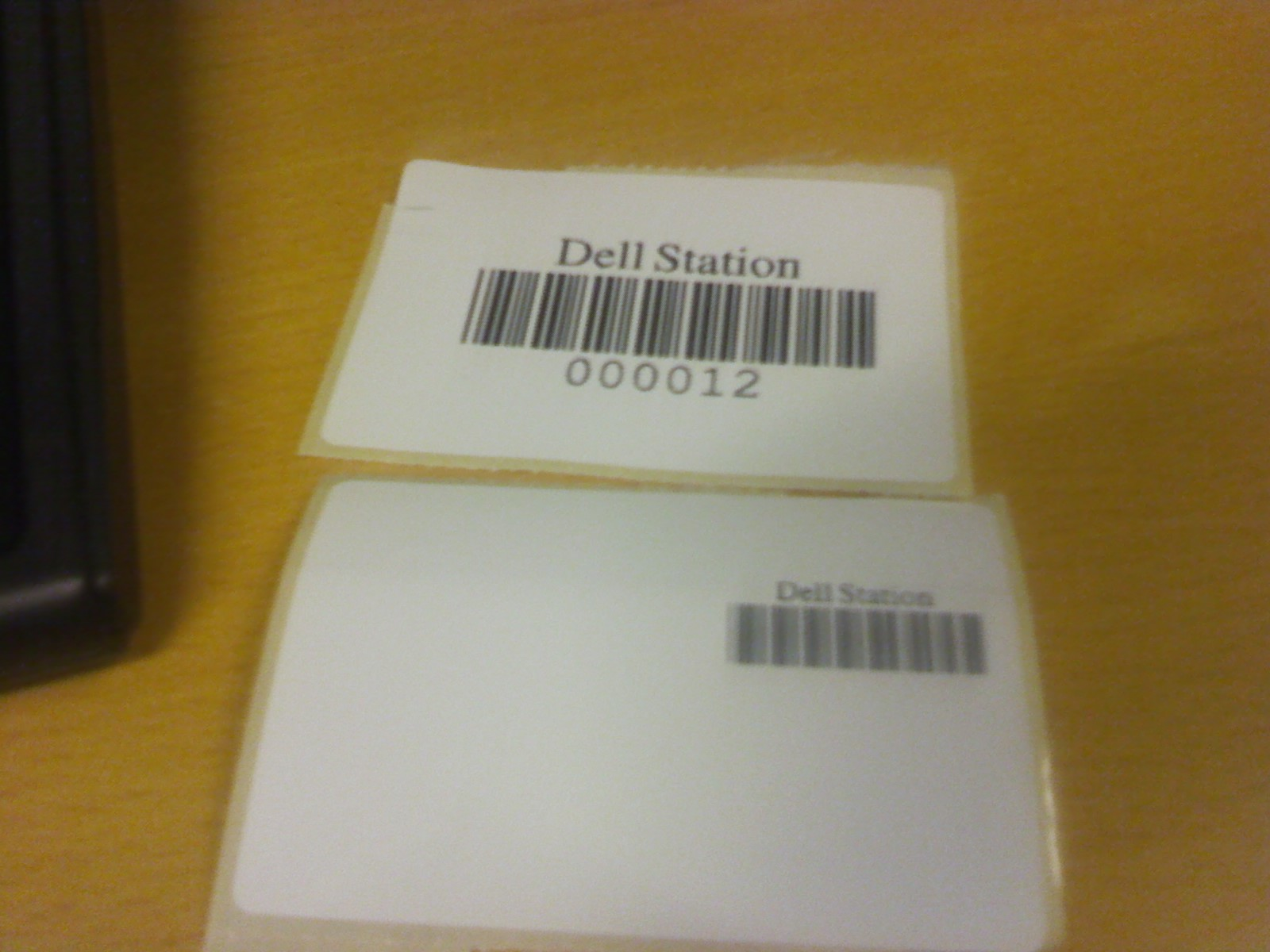big small barcodes