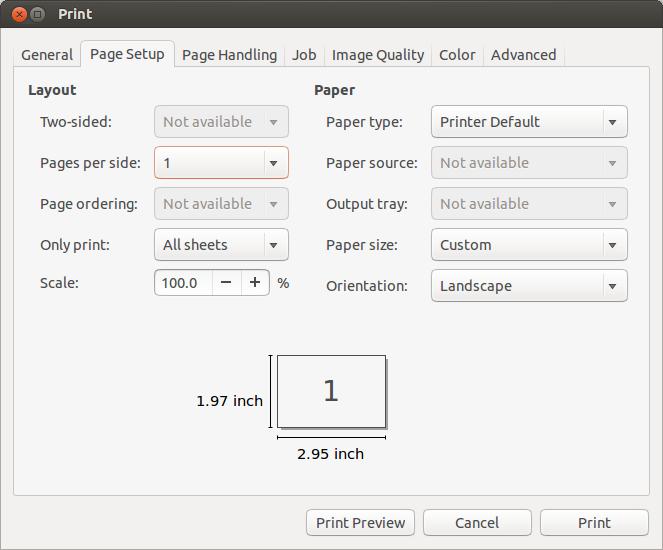 correct-print-settings