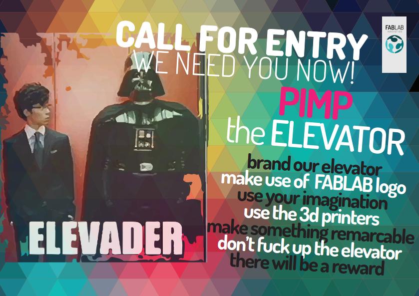 pimp the elevator