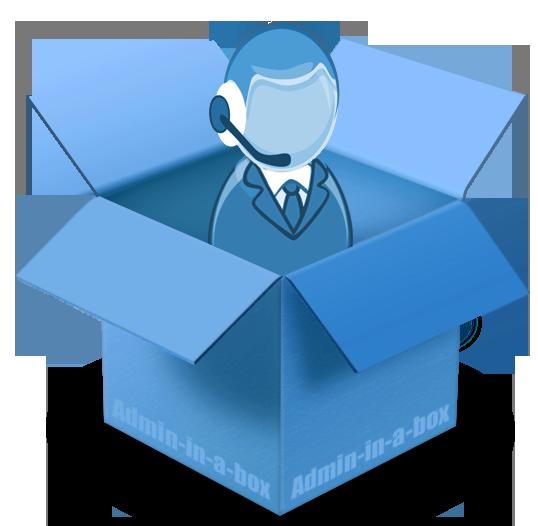 Admin-in-a-box
