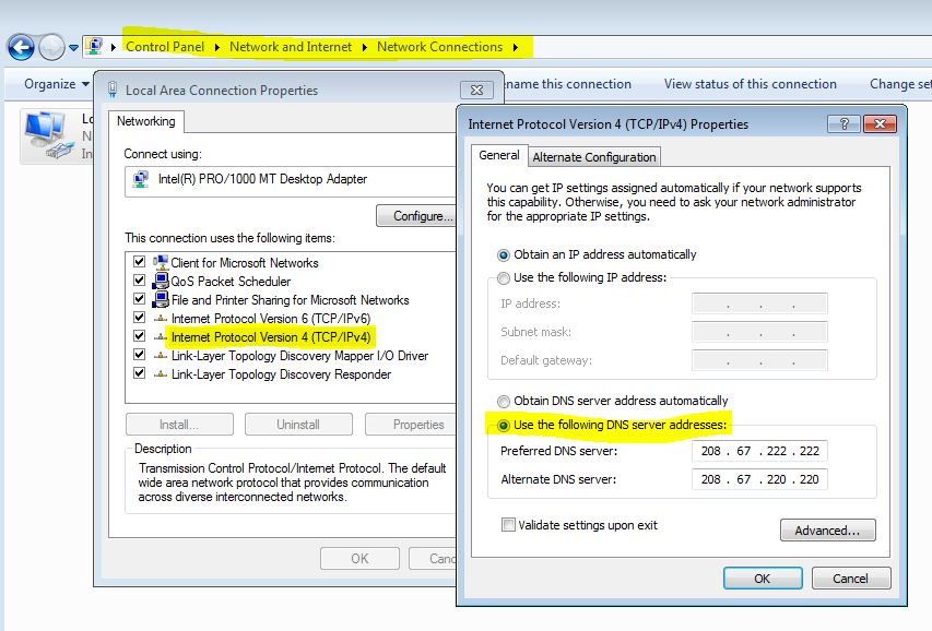 windows-networking-dns-settings-update